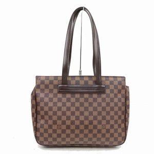 Auth Louis Vuitton Damier Parioli Pm Bag #636L43